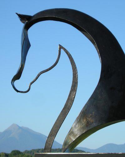 Sculpture Cheval Equus